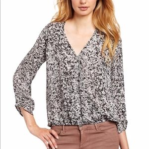 JOIE | Yogini Abstract Print Blouse